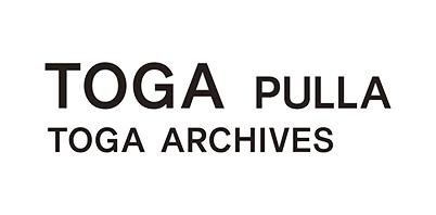 TOGA PULLA/トーガ プルラ