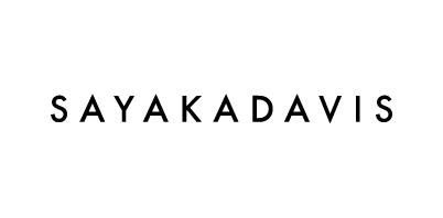 SAYAKA DAVIS/サヤカ デイヴィス