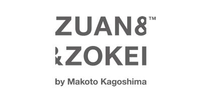 ZUAN & ZOKEI by Makoto Kagoshima/ズアントゾウケイ