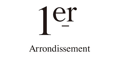 1er Arrondissement/プルミエ アロンディスモン
