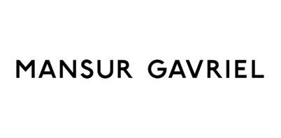 MANSUR GAVRIEL/マンサー・ガブリエル