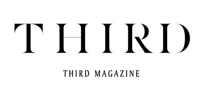 THIRD MAGAZINE/サード マガジン