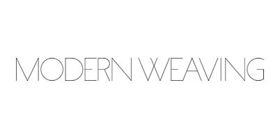 MODERN WEAVING/モダン ウィーヴィング
