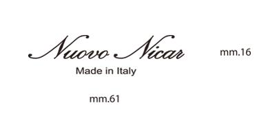 Nuovo Nicar/ヌオヴォ ニカール
