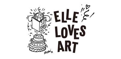 ELLE LOVES ART/エル ラブズ アート