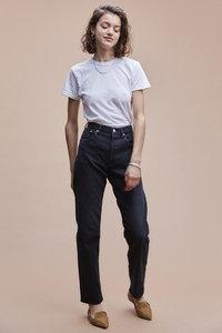 <ELLE SHOP> Shinzone シンゾーン クルーネックTシャツ ホワイト画像