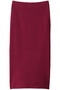 総針ニットスリットスカート シンゾーン/Shinzone パープル
