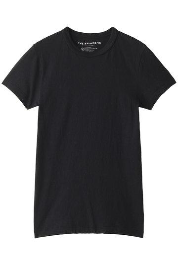 シンゾーン/ShinzoneのクルーネックTシャツ(ブラック/14SMSCU22)
