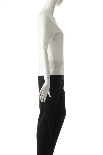 シンゾーン/Shinzoneの【予約販売】アスレチックTシャツ(ホワイト/19SMSCU88)