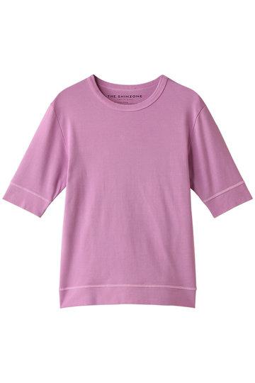 シンゾーン/ShinzoneのアスレチックTシャツ(ラベンダー/19SMSCU88)
