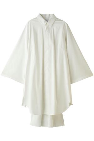 タックバックフレアシャツドレス ミハラ ヤスヒロ/MIHARA YASUHIRO
