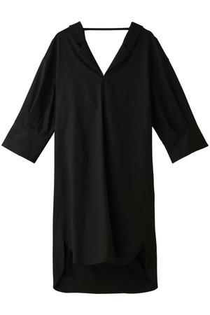 バックネックシャツドレス ミハラ ヤスヒロ/MIHARA YASUHIRO