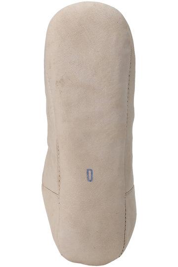 ファティマモロッコ/FATIMA MOROCCOの刺繍スパンコールバブーシュ(ヌメ/19SS-BAB02)