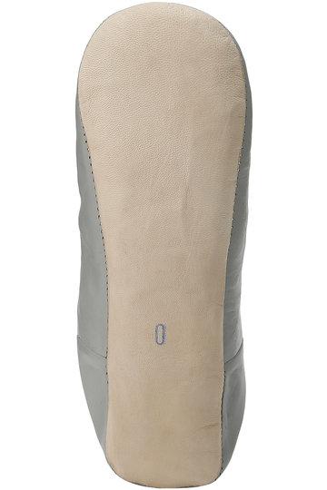 ファティマモロッコ/FATIMA MOROCCOの刺繍スパンコールバブーシュ(グレー/19SS-BAB02)