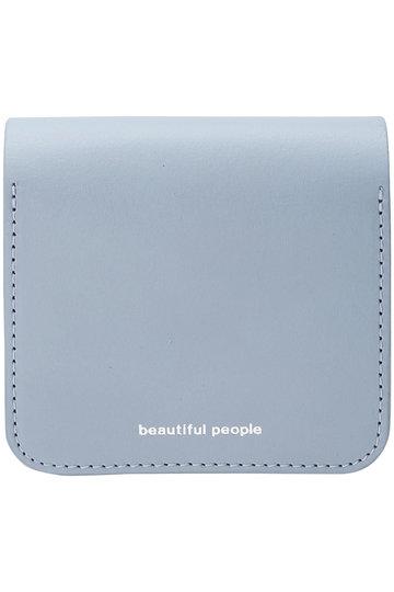 ビューティフルピープル/beautiful peopleのボールチェーンコンパクトウォレット(ライトブルー/1925511950)