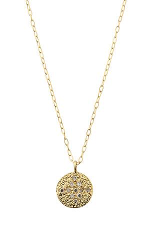【受注生産】ダイヤモンドパヴェラウンドネックレス アヤミ ジュエリー/AYAMI jewelry