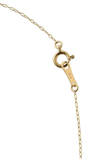 アヤミ ジュエリー/AYAMI jewelryの【受注生産】ダイヤモンドパヴェラウンドネックレス(ゴールド/AP-Y24708)