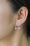 【受注生産】ボタニカルモチーフピアス アヤミ ジュエリー/AYAMI jewelry