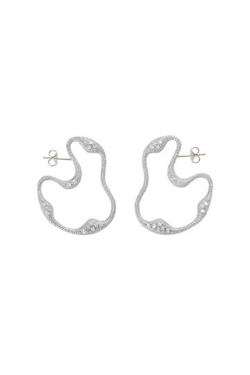 【受注生産】オーロラピアス(大) アヤミ ジュエリー/AYAMI jewelry