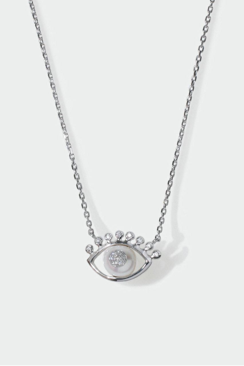 アヤミ ジュエリー/AYAMI jewelryのWater Eye ネックレス(シルバー/AP-R214301)