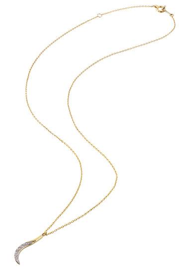 ムーンコンビネーションネックレス アヤミ ジュエリー/AYAMI jewelry
