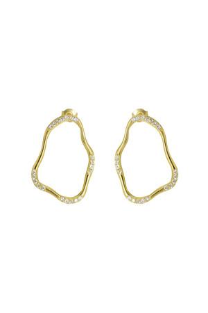 【予約販売】クラウドビッグピアス アヤミ ジュエリー/AYAMI jewelry