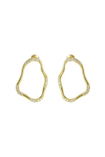 クラウドビッグピアス アヤミ ジュエリー/AYAMI jewelry