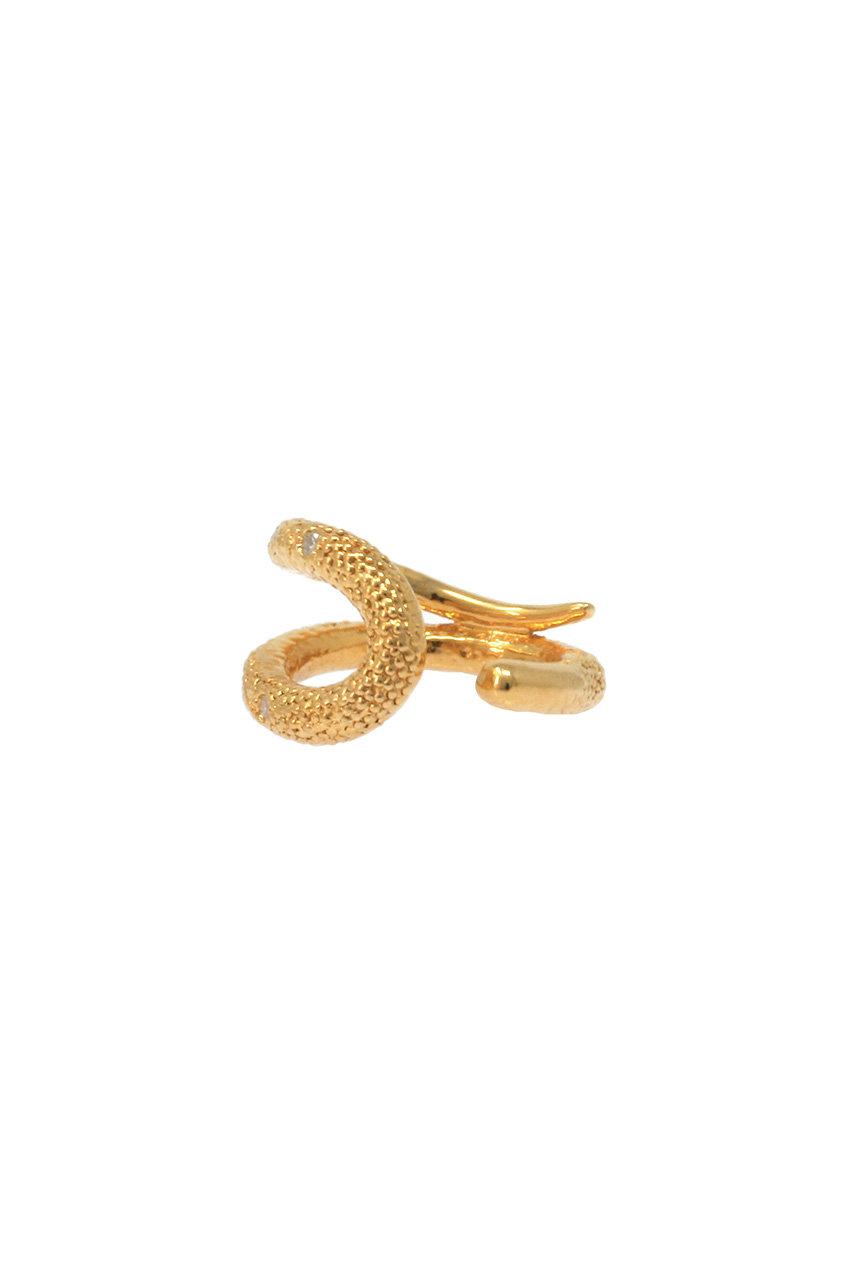 アヤミ ジュエリー/AYAMI jewelryのイノセントトレイスイヤーカフ(片耳用)(ゴールド/AE-F191902)