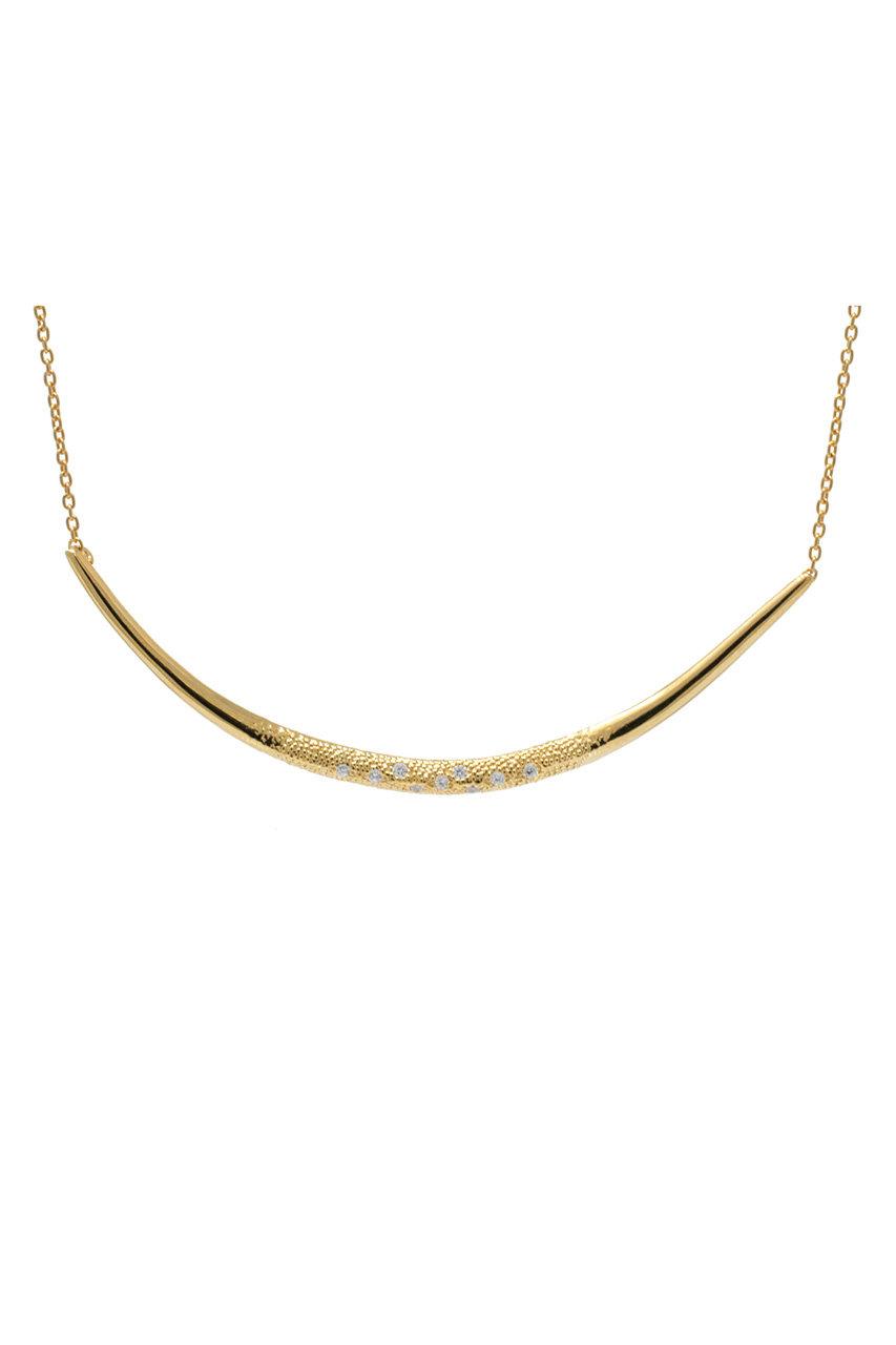 AYAMI jewelry アヤミ ジュエリー イノセントパヴェネックレス ゴールド