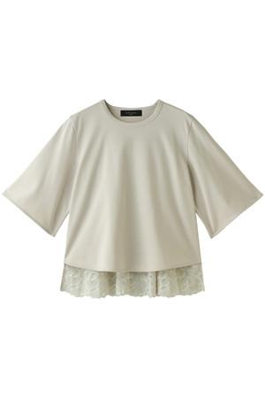 バックレースTシャツ サクラ/SACRA