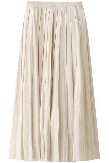 SACRA サクラ:エアリープリーツ・スカート