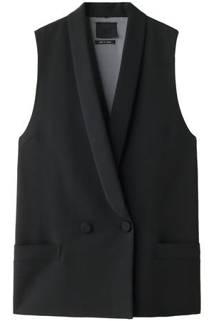 VISCOSE CLOTH GILET アウラ/AULA