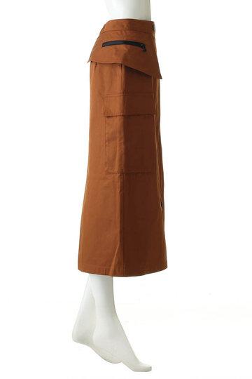 アウラ/AULAの【AULA AILA】ポケットストレートスカート(ベージュ/1192-07016)