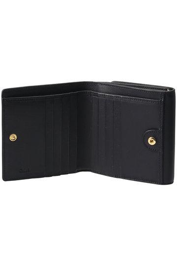 クロエ/ChloeのVICK スクエア三つ折り財布(ネイビー/19SP066A88)