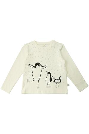 【Baby】ペンギンTシャツ