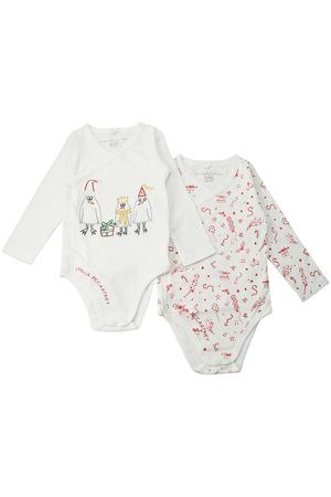 【Baby】ロンパース2枚セット ステラ マッカートニー/STELLA McCARTNEY