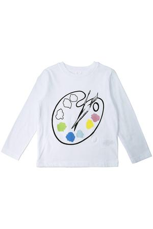 【Kids】絵具Tシャツ ステラ マッカートニー/STELLA McCARTNEY