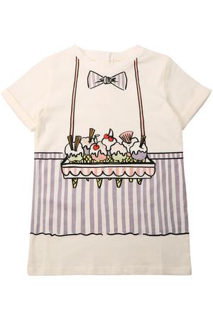 【Baby】Tシャツ(アイスクリーム)