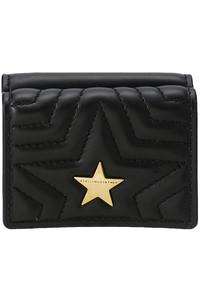 <ELLE SHOP>Stella Star ミニウォレット ブラック画像