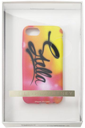SALE 【50%OFF】 STELLA McCARTNEY ステラ マッカートニー StellaロゴiPhoneケース(iPhone7/8対応) マルチカラー