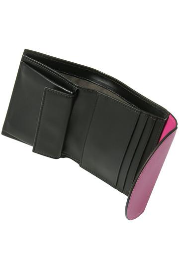 マルニ/MARNIのLAW 3つ折り財布(カシス/シナモン/PFMO0004U0 LV520)
