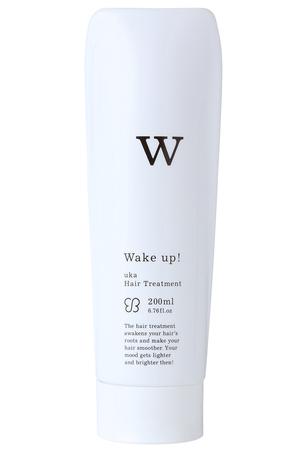 uka Hair Treatment Wake up! ウカ/uka