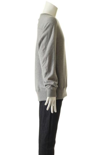 サイ/サイベーシックス/Scye/SCYE BASICSの【MEN】ヴィンテージ吊り裏毛スウェットシャツ(トップグレー/5119-21610)