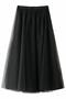 スーパーロングチュチュスカート(90cm) ビリティス・ディセッタン/Bilitis dix-sept ans ブラック