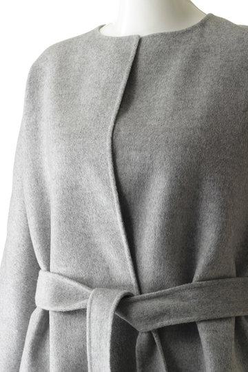 ビリティス・ディセッタン/Bilitis dix-sept ansの【予約販売】ハンドメイドショートコート(グレー/2915-764)