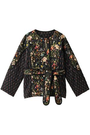 【予約販売】フラワーパネルキルティングジャケット ミュラー オブ ヨシオクボ/muller of yoshiokubo