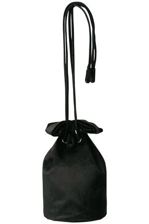 ベルベットリボン 巾着ポシェット ラドロー/LUDLOW