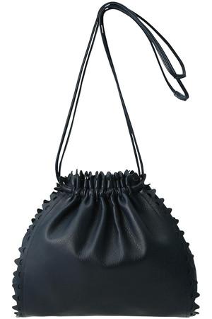 【予約販売】ジグザグ巾着バッグ