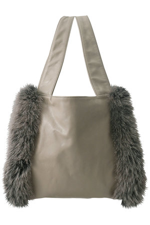 7717de7cd934 ラドロー/LUDLOWの【予約販売】FOX ショッピングバッグ(トートバッグ/トート