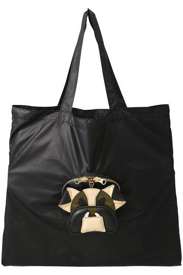 LUDLOW ラドロー 【予約販売】ハッピーアニマルパッカブルトートバッグ ドッグ
